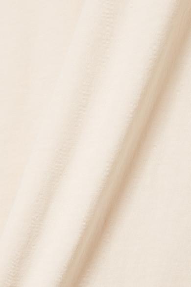 Rick Owens Maxikleid aus Baumwoll-Jersey