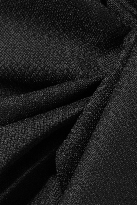 Jacquemus Bahia knotted wool-piqué top