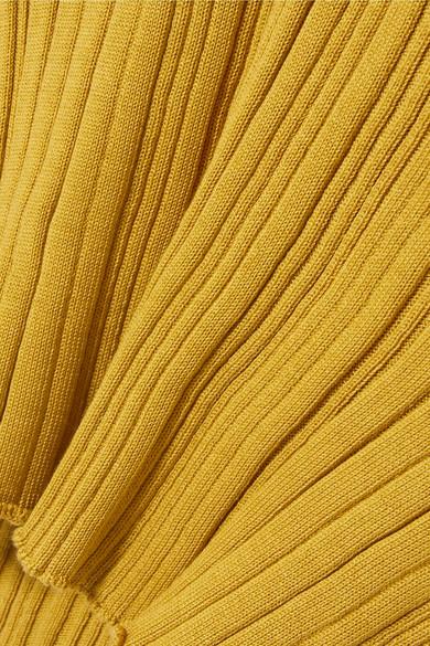 Jacquemus Marinheiro gerippter Baumwollpullover