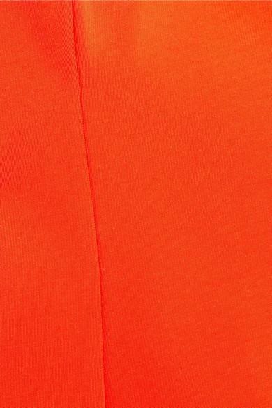 Victoria Beckham Jersey-Kleid mit Cut-outs