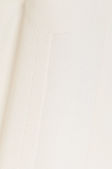 Victoria Beckham Midikleid aus Baumwoll-Jersey