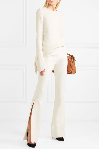 Victoria Beckham Uppers Of Stretch Cady