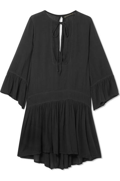 ViX Agata besticktes Kleid aus Voile
