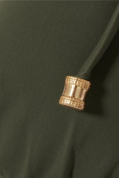 Neueste Online-Verkauf ViX Military Paula Triangel-Bikini-Oberteil mit Verzierung Steckdose Online TzlqgRIcLp