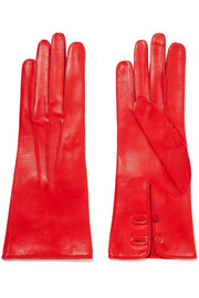 Alexander McQueen Leather gloves