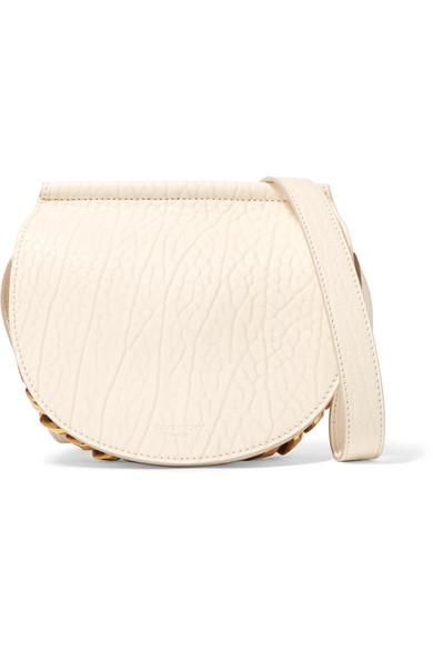 100% Original Billig Verkauf Online-Shopping Givenchy Infinity mini Schultertasche aus strukturiertem Leder mit Kettendetail Freies Verschiffen Authentische Spielraum Rabatte Cc984o