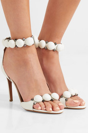 Bombe studded leather sandals