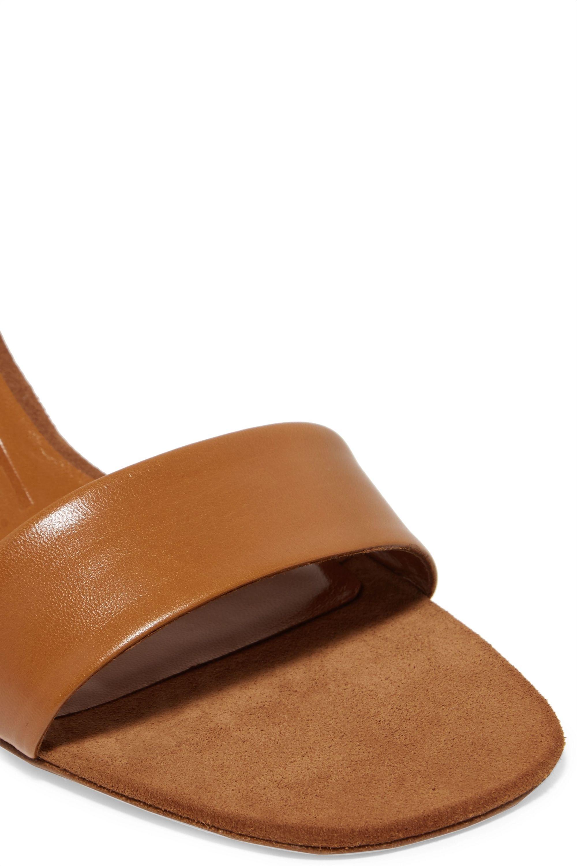 Loewe Leather mules