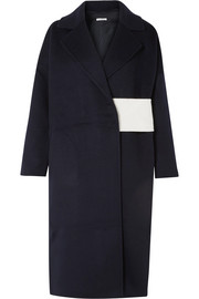 Kate oversized wool-blend felt coat