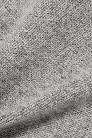 Rejina Pyo Amanda Rollkragenpullover aus einer Wollmischung mit Bindedetail am Rücken