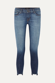 9326 low-rise skinny jeans