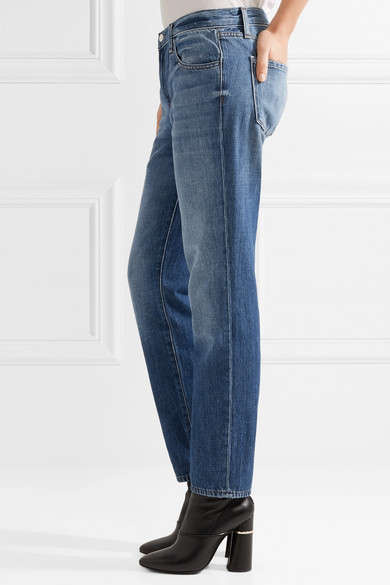 J Brand Johnny Boyfriend-Jeans