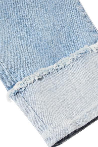 J Brand Sadey halbhohe Jeans mit schmalem Bein