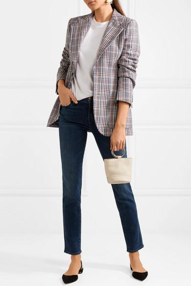 Rabatt Beliebt J Brand Maude halbhohe Jeans mit schmalem Bein Footlocker Bilder Online oLLm6Y2