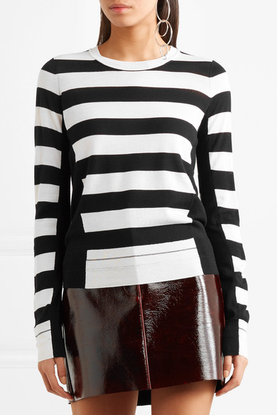 Sonia Rykiel Knitwear With Stripes