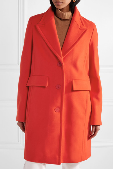 Stella McCartney Mantel aus einer Wollmischung