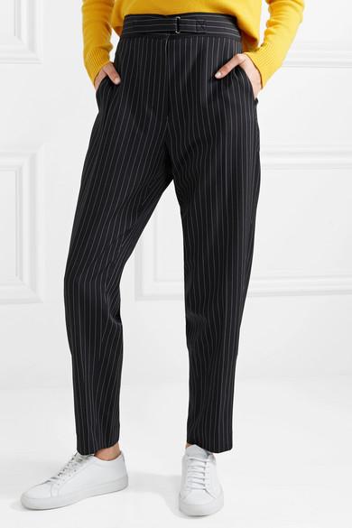 Pinstriped wool trousers Stella McCartney 8N2LYlACVp