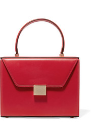 Victoria Beckham Vanity leather tote