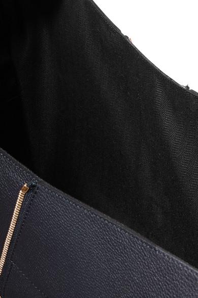 Loewe Hammock Schultertasche aus strukturiertem Leder