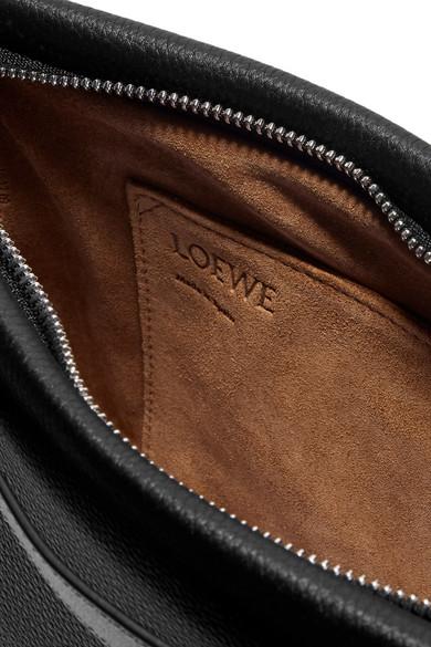 Loewe Missy kleine Schultertasche aus strukturiertem Leder