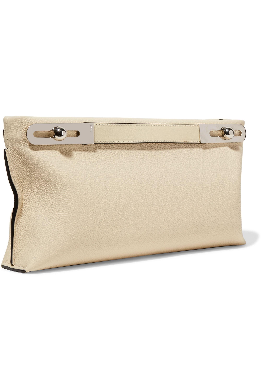 Loewe Sac porté épaule en cuir texturé Missy Small