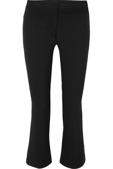 Theory Pant From A Stretch-cotton Blend