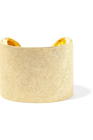 Carolina Bucci - Florentine 18-karat Gold Cuff