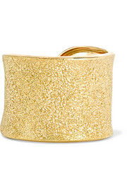 Carolina Bucci Florentine 18-karat gold ring