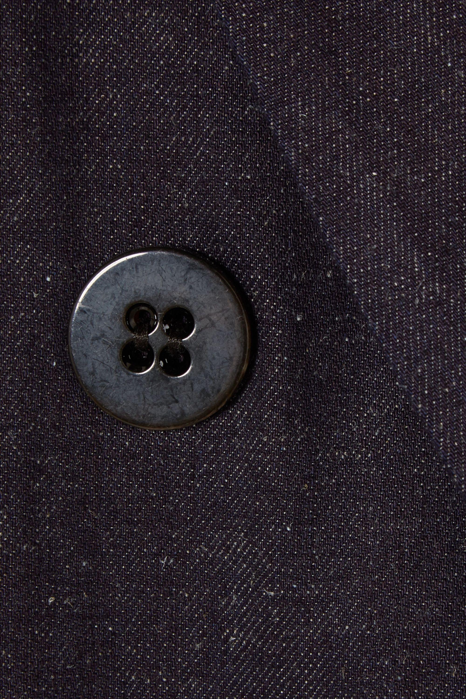 Victoria, Victoria Beckham Cotton and linen-blend blazer