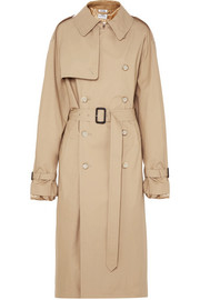 Vetements Trench-coat en gabardine par Mackintosh