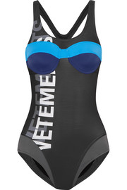 Vetements Printed swimsuit