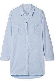 St. Barths cotton-voile shirt