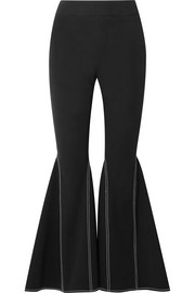 Beaufille Aldra stretch-cotton flared pants