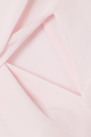 Temperley London Purity Seidenoberteil aus Crêpe de Chine mit Cut-outs und Twist-Detail Steckdose Neu Günstiger Preis Aus Deutschland Billig Verkauf 2018 Billig Verkauf 2018 Neue 6yxJi