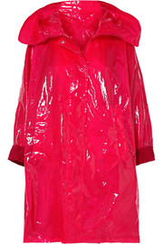Moncler Astrophy PVC raincoat