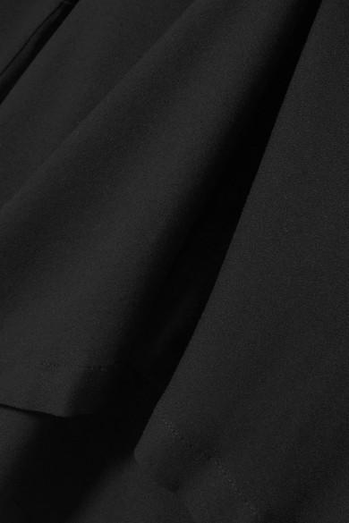 Billig Verkauf Vorbestellung Günstige Preise Und Verfügbarkeit Ann Demeulemeester Oberteil aus Crêpe de Chine mit asymmetrischer Schulterpartie eJMMvC