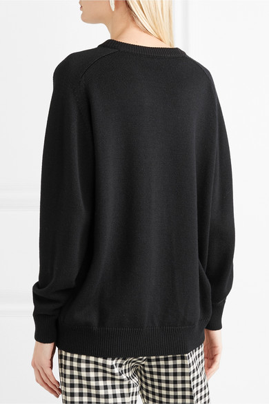 Christopher Kane Pullover aus Wolle