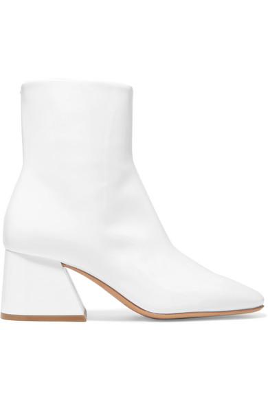 Maison Margiela Ankle Boots aus Lackleder