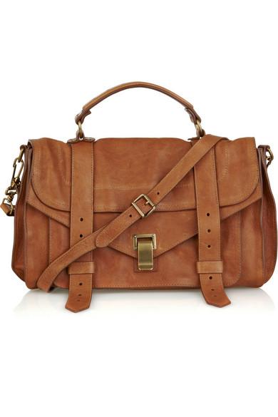 962a4e736e Proenza Schouler. PS1 Medium leather satchel