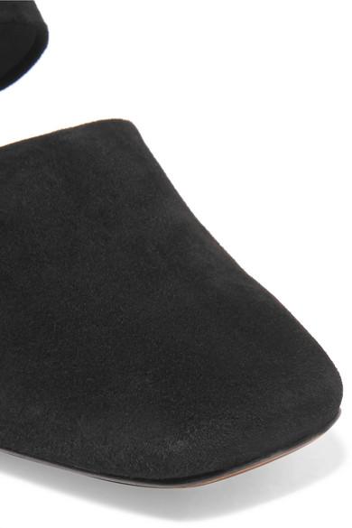 Auslass Schnelle Lieferung Neous Masdevallia Mules aus Veloursleder Versandrabatt Authentisch Verkauf Online-Shop Billig Verkaufen Die Billigsten aKuDCd
