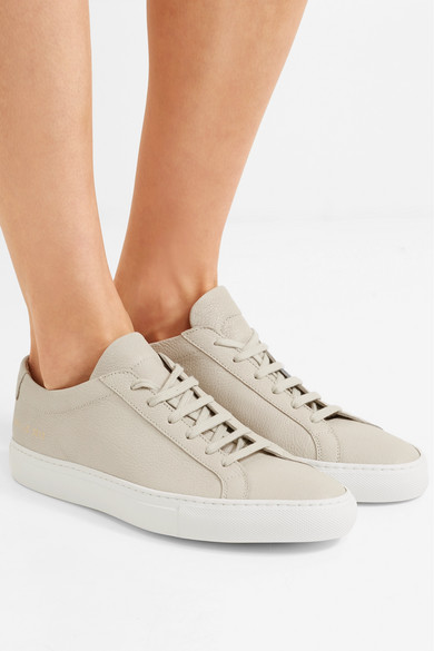 Common Projects Original Achilles Sneakers aus Leder