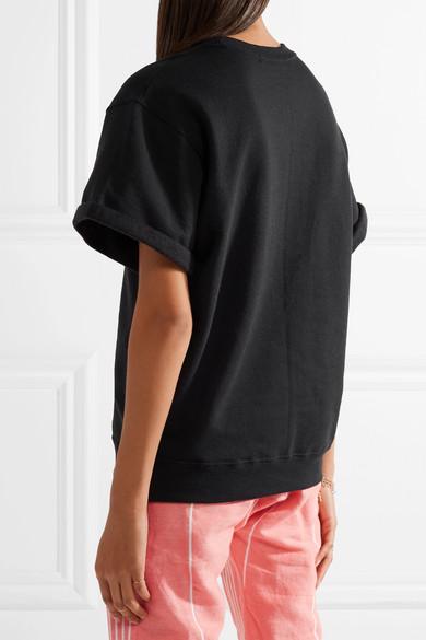 Empfehlen Billig Verkauf 100% Original Paradised Besticktes Sweatshirt aus Fleece aus einer Baumwollmischung Online-Shopping-Original Auslass Ausgezeichnet Billigsten Günstig Online HcUrq