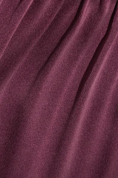 Günstiger Preis Aus Deutschland Günstig Kaufen Geniue Händler Paradised Aina Seidenshorts mit Mesh-Einsätzen Verkauf Limitierte Auflage Online-Verkauf Verkauf Erkunden x47b73C