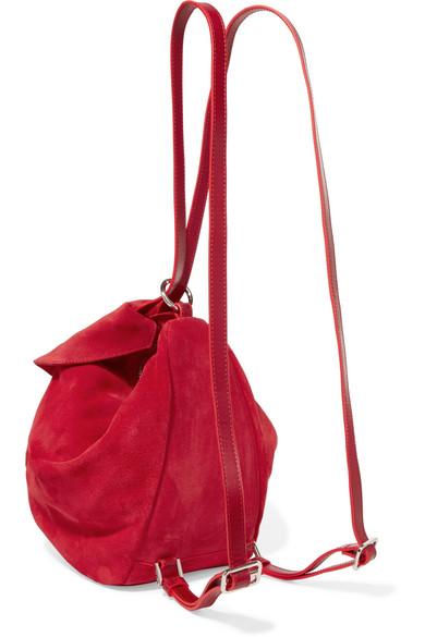 Manu Atelier Fernweh mini Rucksack aus Veloursleder mit Lederbesatz Spielraum Footlocker Bilder Freies Verschiffen Truhe Finish Billig Zu Verkaufen qMsMngCqx