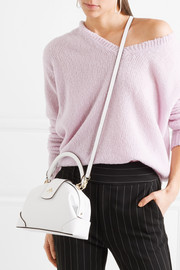 Demi leather shoulder bag