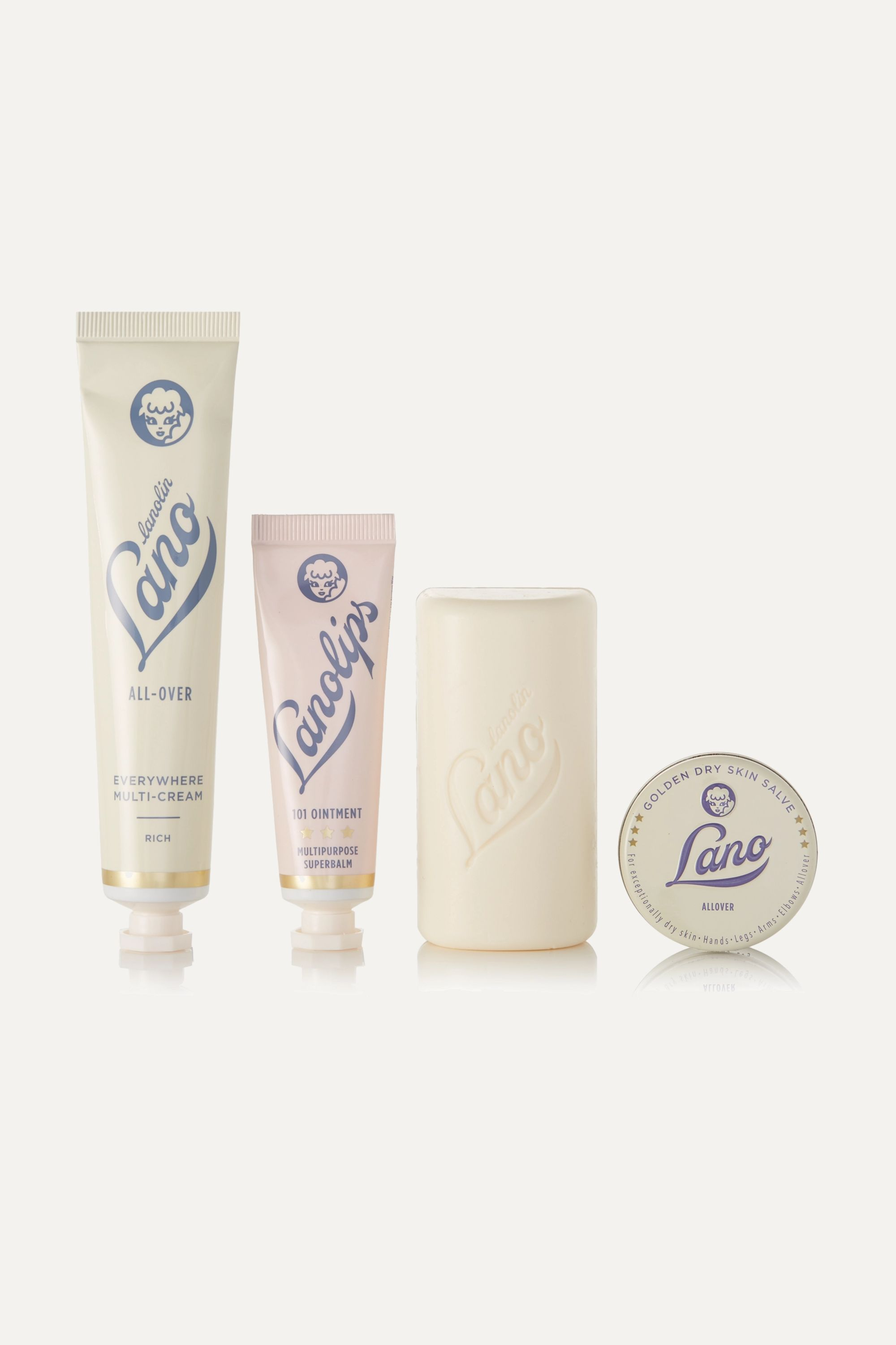 Lano - lips hands all over The Originals Travel-Sized Essentials Kit