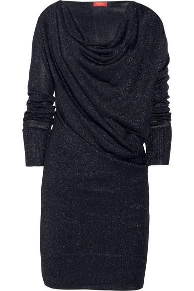 Vivienne Westwood Red Label | Glitter sweater dress | NET-A-PORTER.COM