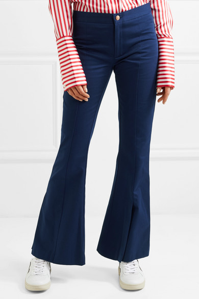 662fab3f1201 Maggie Marilyn. She s Still A Dreamer cotton flared pants