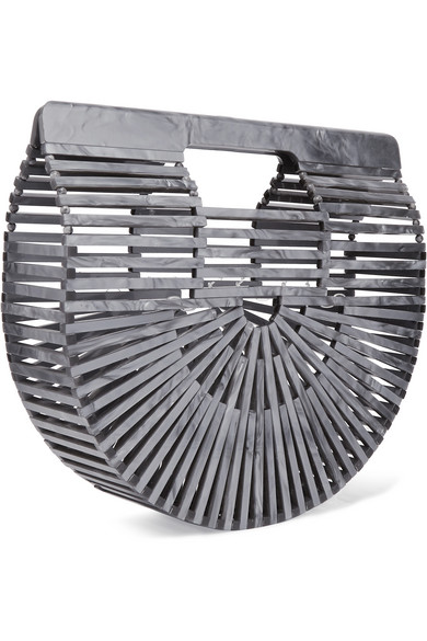 Factory-Outlet-Online Auslasszwischenraum Store Cult Gaia Ark mini Clutch aus Acryl in Metallic-Optik xtnHcFR