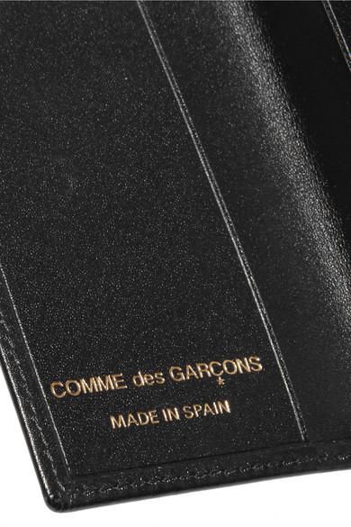 Comme des Garçons Kartenetui aus Leder